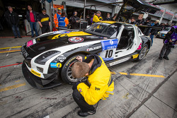 #10 Black Falcon Mercedes-Benz SLS AMG GT3 (SP9)