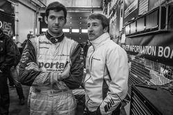Sean Edwards et Bernd Schneider