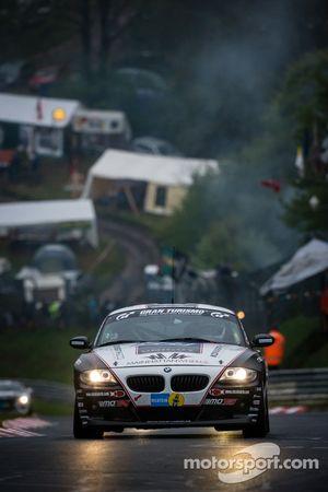 #223 Adrenalin Motorsport BMW Z4 3,0 Si (V5): Raphael Klingmann, Sebastian Krell, Jörg Krell, Rolf W