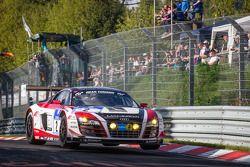 #2 Abt Team Mamerow Audi R8 LMS ultra (SP9): Christian Mamerow, Thomas Mutsch, René Rast, Marc Basse