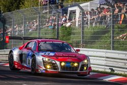 #14 Audi race experience Audi R8 LMS ultra (SP9): Marco Werner, Christian Bollrath, Pierre Ehret, Pe