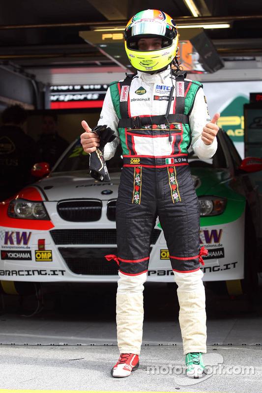 Stefano D'Aste, BMW 320 TC, PB Racing