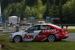 Yvan Muller, Chevrolet Cruze 1.6T, RML escapa