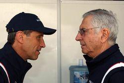 Roberto Ravaglia,Team Roal Motorsport and Umberto Grano, Team Roal Motorsport