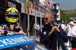 Tom Coronel, BMW E90 320 TC, ROAL Motorsport e Aldo Preo, proprietário da, ROAL Motorsport
