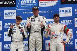 Yokohama Trophy, Primeira posição Michel Nykjaer, Chevrolet Cruze 1.6T, Nika Racing, segunda posição