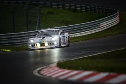 #66 Nova Race Ginetta GT4 G50 (SP10): Mark Speakerwas, Tiziano Frazza, Tiziano Cappelletti