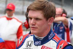 Conor Daly, A.J. Foyt Enterprises Honda
