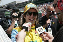 Ana Beatriz, Dale Coyne Racing, Honda