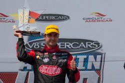 racewinnaar Fabian Coulthard, Lockwood Racing
