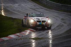 #169 BMW Z4 Coupé (V6): Alexey Vermenko, Sergey Borisov keert terug op de baan