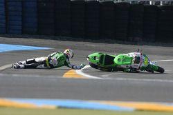 Alvaro Bautista, Go & Fun Honda Gresini en problemas