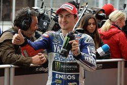 2e plaats Jorge Lorenzo, Yamaha Factory Racing