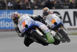 Хироши Аояма. ГП Франции, воскресная гонка.