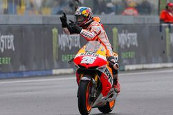 Dani Pedrosa, Repsol Honda Team se lleva la victoria