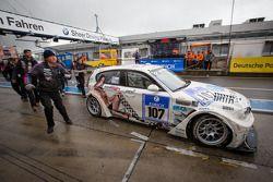 #107 Rehs Race Team BMW 130 i GTR (SP5): Patrick Rehs, Sascha Rehs, Konstantin Wolf, Michael Holz