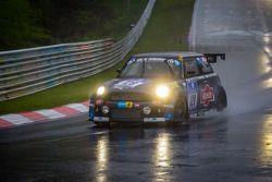 #128 Schirra-motoring MINI Cooper JCW (SP2T): Friedrich von Bohlen, Harald Grohs, Bernhard Laber