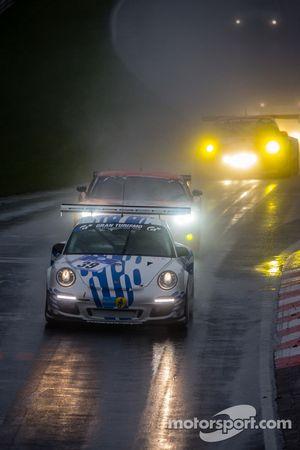 #39 Team Willie Moore Porsche 997 GT3 Cup (SP7): Willie Moore, Bill Cameron, Peter Bo