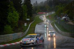 #305 Düchting Motorsport Opel Astra OPC Cup (Cup 1): Maximilian Hackländer, Christian Gebhardt