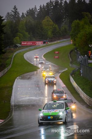 #144 Roadrunner Racing Renault Clio Cup (SP3): Volker Kühn, Christopher Patrick Gleeson, Hugh Buckle