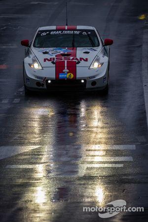 #370 Nissan 370 Z (SP7): Wolfgang Drabiniok, Frank Hufstadt, David Franzen