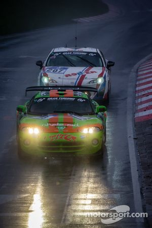 #73 Titus Chrysler Viper (AT): Titus Dittmann, Alexander Berstein, Alexander Herrmann, Achim Hermann