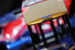 Scuderia Toro Rosso STR8 neus