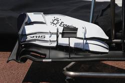 Williams FW35 voorvleugel