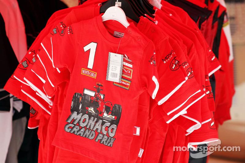 Monaco merchandise for sale