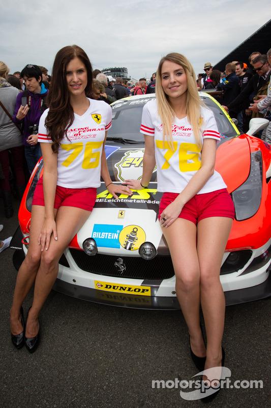 Garotas da GT-Corse