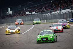 #118 MSC Sinzig e.V. im ADAC Audi TT (SP3T): Rudi Speich, Roland Waschkau