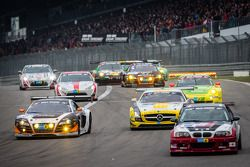 #3 Phoenix Racing Audi R8 LMS ultra (SP9): Frank Biela, Christer Jöns, Luca Ludwig, Roman Rusinov, #