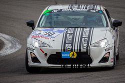#210 Dörr Motorsport Toyota TMG GT86 Cup (V3): Dirk Heldmann, Simon Englerth