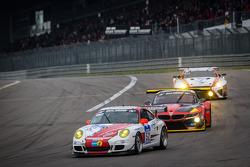 #52 PoLe Racing Porsche 997 Cup (SP7): Johannes Kirchhoff, Gustav Edelhoff, Elmar Grimm, Wolfgang Ke