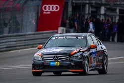 #200 Team AutoArena Motorsport Mercedes-Benz C 230 (V4): Patrick Assenheimer, Marc Marbach, Hannes P