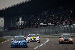 #108 Mathol Racing Seat Leon Supercopa (SP3T): Jörg Kittelmann, Klaus-Dieter Müller, #179 Autohaus E