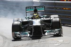 Nico Rosberg, Mercedes AMG F1 W04