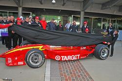 Alex Zanardi returns to Indianapolis with Chip Ganassi