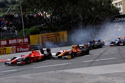 Accident pour Johnny Cecotto