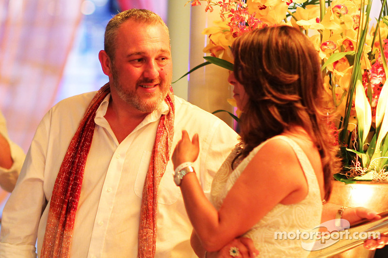 Guests at the Signature F1 Monaco Party