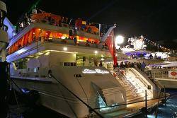 The Indian Empress, venue for the Signature F1 Monaco Party