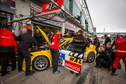 Audi Sport refueler niet blij met de pitstop van #93 MSC Rhön e.V. im ADAC BMW E82 M Coupé (SP5): Pi