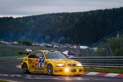 #92 MSC Rhön e.V. im ADAC BMW M3 (SP5): Harald Rettich, Richard Purtscher, Wolfgang Lang