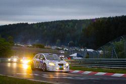#122 Häggenas Auto SE Seat Leon Supercopa (SP3T): Jonas Carlsson, Anders Carlsson, Mikeal Olsson