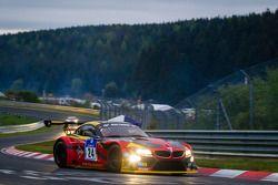 #24 Walkenhorst Motorsport BMW Z4 GT3 (SP9): Henry Walkenhorst, Ralf Oeverhaus, Maximilian Partl