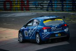 #108 Mathol Racing Seat Leon Supercopa (SP3T): Jörg Kittelmann, Klaus-Dieter Müller