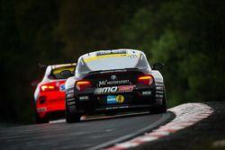 #222 Adrenalin Motorsport BMW Z4 3,0 Si (V5): Matthias Unger, Daniel Zils, Norbert Fischer, Timo Sch