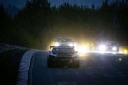Schade voor #72 Rheydter Club für Motorsport Aston Martin Vantage (SP8): Kim Hauschild, Shaw Ric