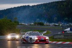 #138 Fugel Motorsport Honda S2000 (SP3): Markus Fugel, Friedhelm Mihm, Heiko Eichenberg, Uwe Wächtle