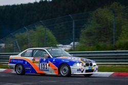 #133 Nesco Group BMW E36 325 (SP4): Peep Pihotalo, Roul Liidemann, Keijo Kaasik, Erki Koldits